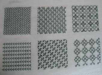 201: Intermediate Blackwork