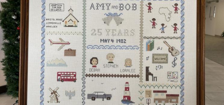 Amy & Bob 25th Anniversary