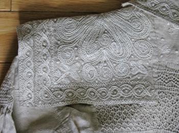 Worthington Epaulette Pattern