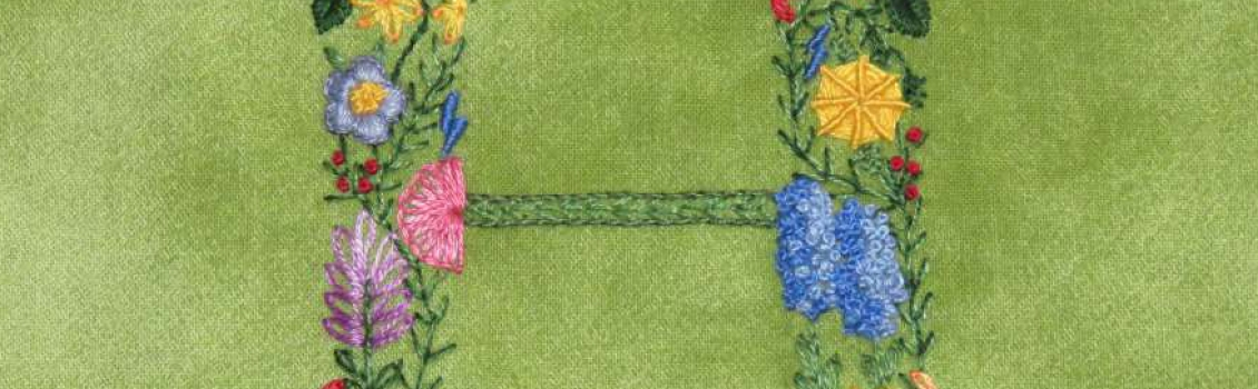 The Edmonton Needlecraft Guild's Virtual Spring Fling: A Delightful Way to Spend a Weekend!
