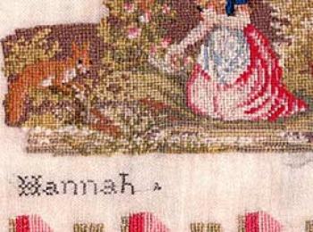 Heritage Sampler – Hannah's