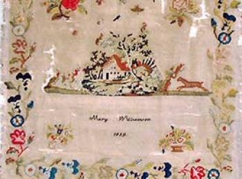 Heritage Sampler – Mary Williamson